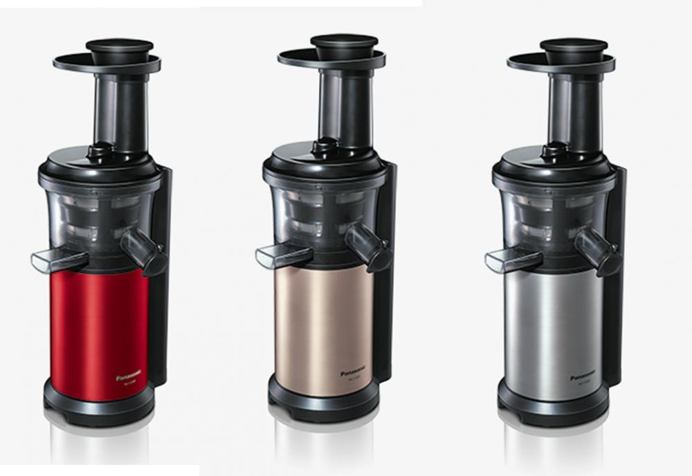 ?j Panasonic Slow juicer - Frissen Es fagyasztva - Natur Projekt
